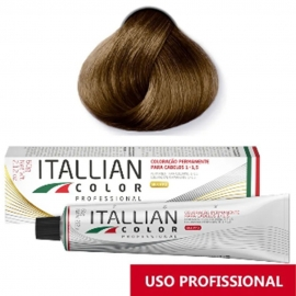 Coloração Profissional Louro Plus Profissional 7.00 Itallian Color 60g