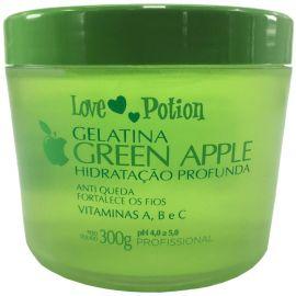 Gelatina Maçã Verde Love Potion