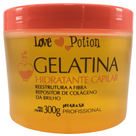 Gelatina Hidratante Capilar Love Potion 300 ml