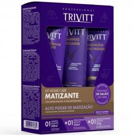 Kit Trivitt Matizante - 3 produtos