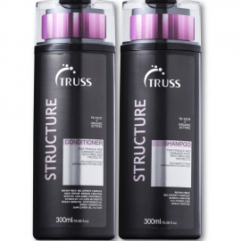 Kit Truss Active Struture – Shampoo 300 ml + Condicionador 300 ml