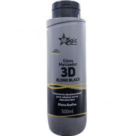 Matizador Magic Color 3D Ice Blond - Efeito Grafite