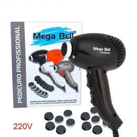 Pedicuro Profissional Mega Bell 220v