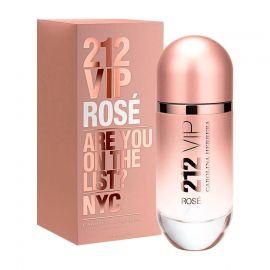Perfume Feminino 212 Vip Rosé Carolina Herrera - Original