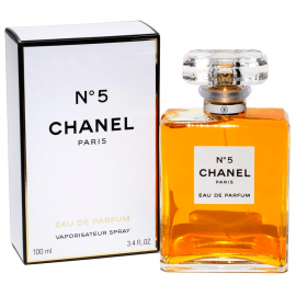 Perfume Feminino Chanel N°5 Eau de Parfum – Original