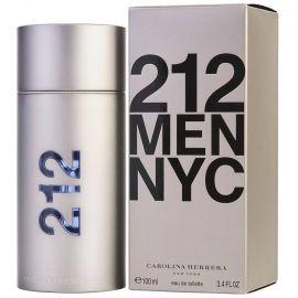 Perfume Masculino Importado 212 Men Carolina Herrera Eau de Toilette