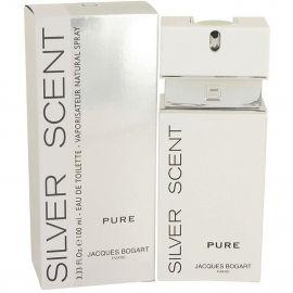 Perfume masculino Silver Scent Pure Jacques Bogart Eau de Toilette 100 ml