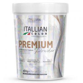 Pó descolorante Premium 400g Itallian Color - descoloração rápida e segura