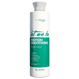 Progressiva Let Me Be Protein Smoothing Treatment Prosalon 1l - Livre de Formol