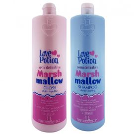 Progressiva Semi Definitiva Marshmallow Sem formol - Love Potion