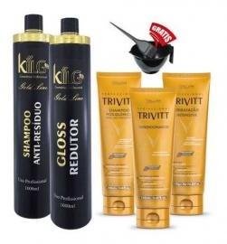 Selagem Térmica KiiLG + Kit Manutenção Trivitt Frete Grátis