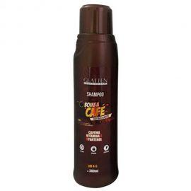 Shampoo Estimulante Capilar - Bomba de Café Glatten Professional 500ml