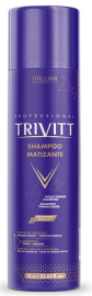 Shampoo Profissional Matizante Trivitt  1 Litro
