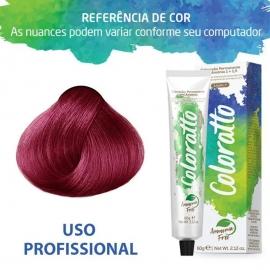 Tonalizante Profissional 0.06 Pink Coloratto sem amônia Itallian Color 60g