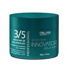 Kit De Manutenção Innovator Mais Mascara De Recuperação 500g