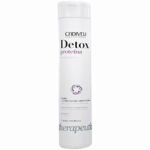 Detox Cadiveu Pré - Shampoo Proteína 320 ml