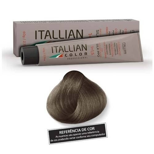 Tubo De Coloração Itallian Color 60 G