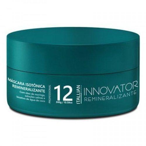 Máscara Isotônica  Remineralizante Nº 12  Innovator 300 ml