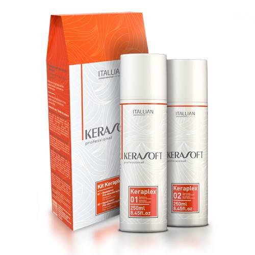 Kit Keralex 250 ml Kerasoft Itallian Color