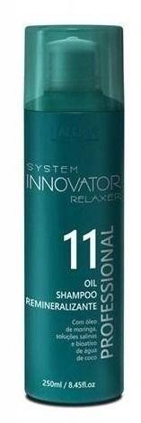 Shampoo Remineralizante Oil Innovator 250 ml Nº 11