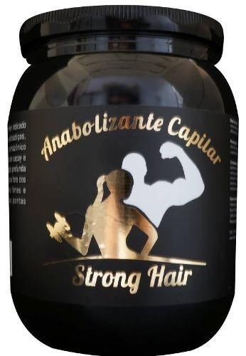 Anabolizante Capilar Kiilg Strong Hair 1,7kg