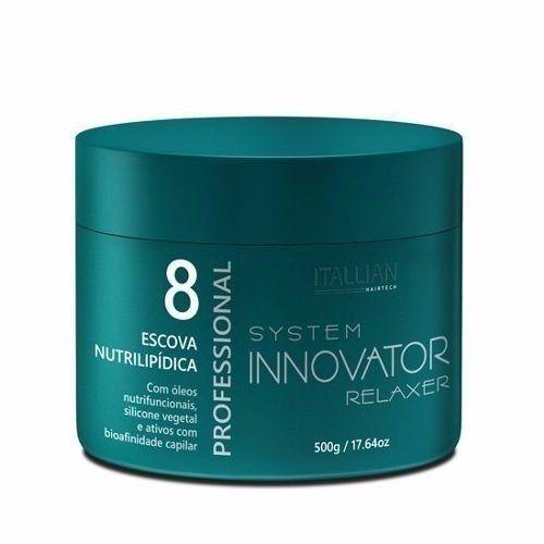 Escova Nutri Lipídica Innovator