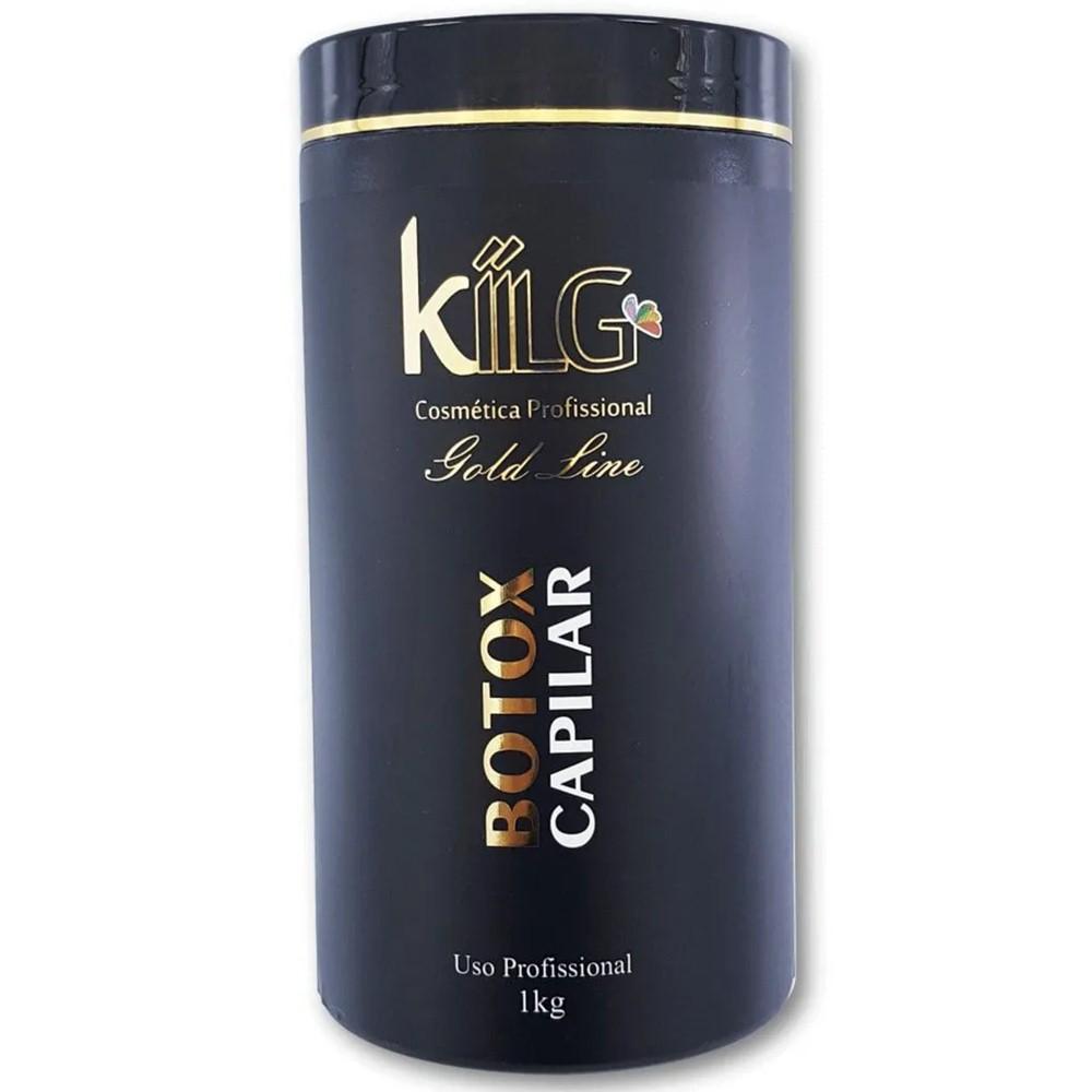 Botox Capilar Kiilg 1 Kg