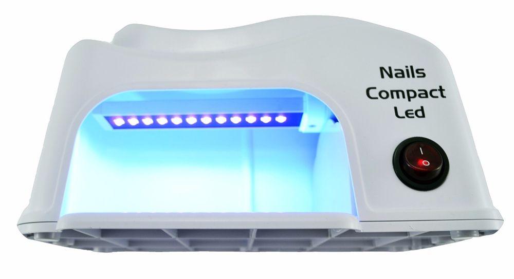 Cabine UV Compacta para unhas MegaBell 127V  - pequena