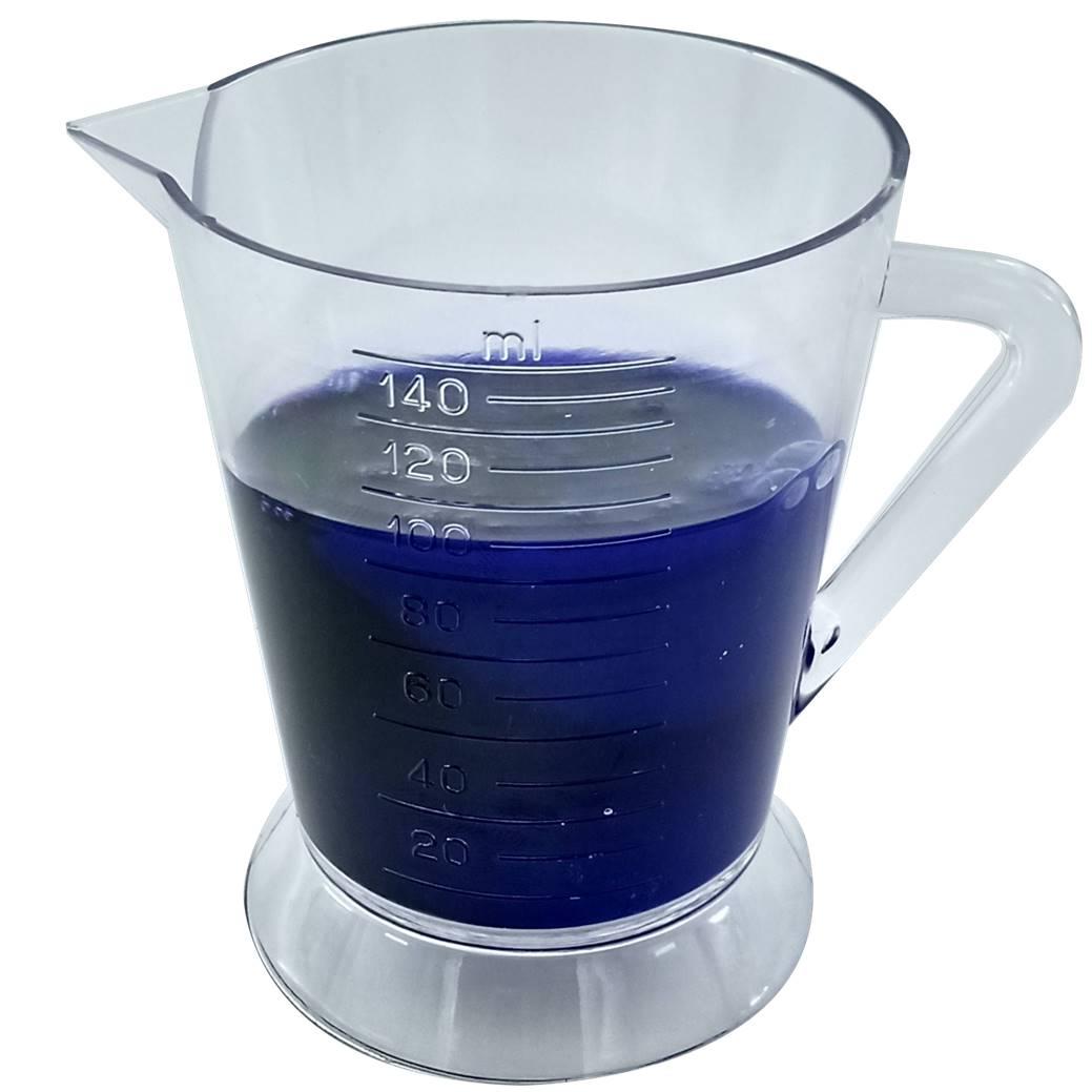 Caneca graduada para Medir Produtos Líquido e Sólido  - 150 ml