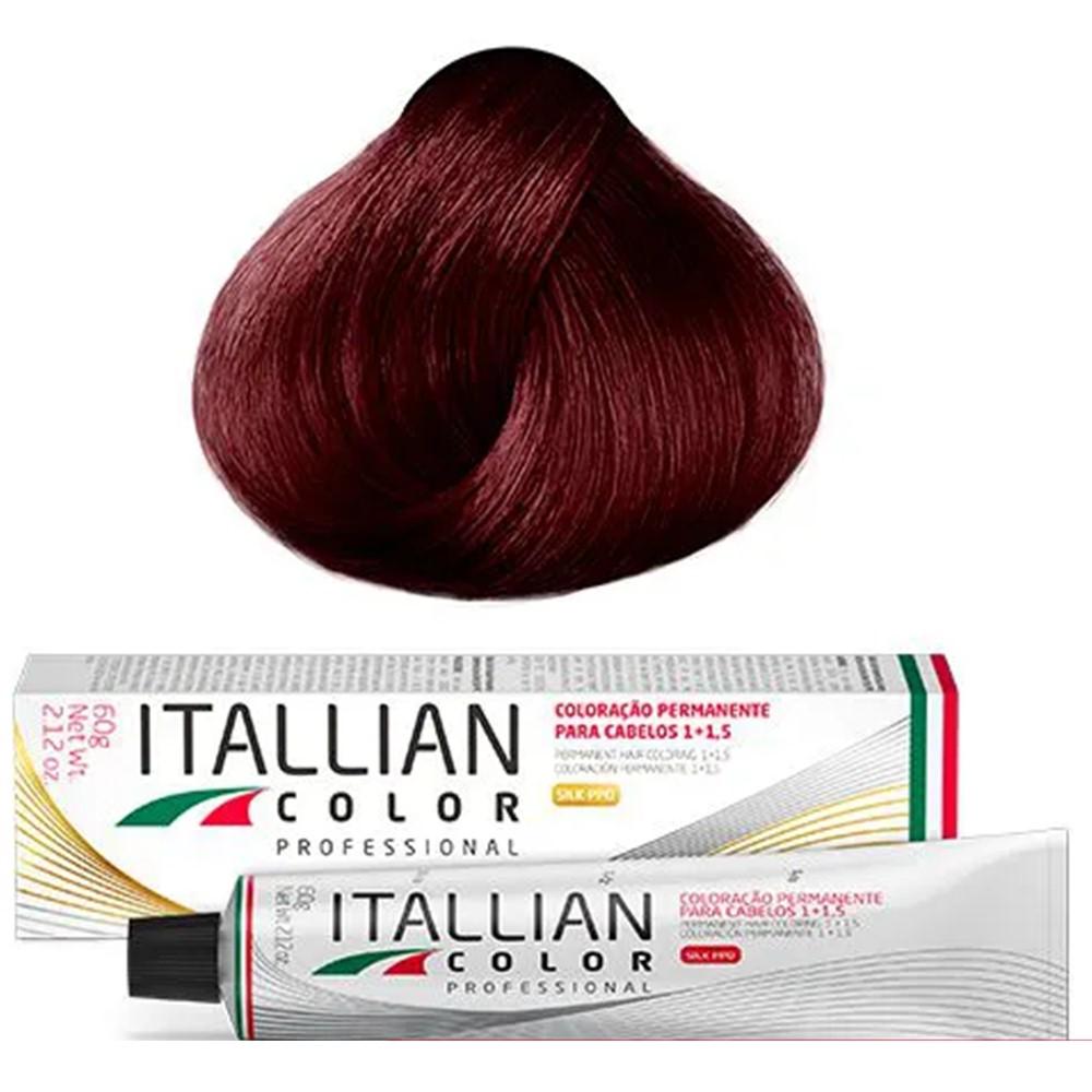Coloração Profissional Cereja 6.60 (660) Italian Color 60g