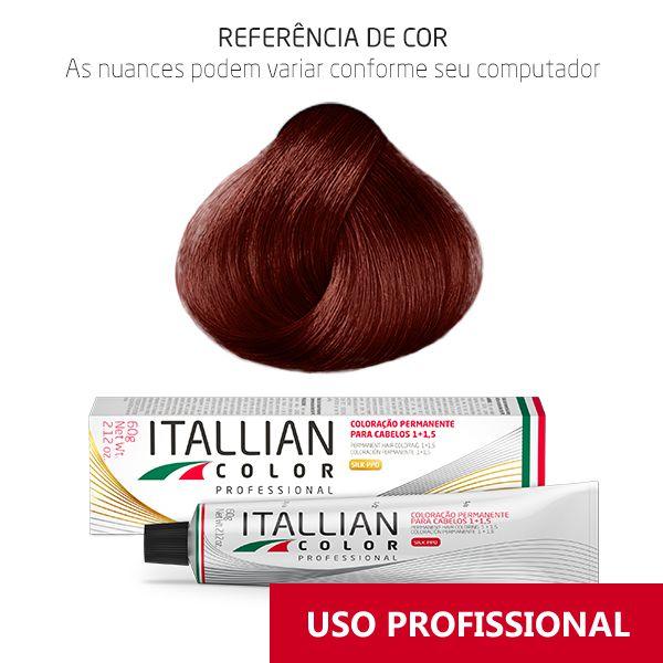 Coloração Profissional Corretor Vermelho Cv Itallian Color 60g