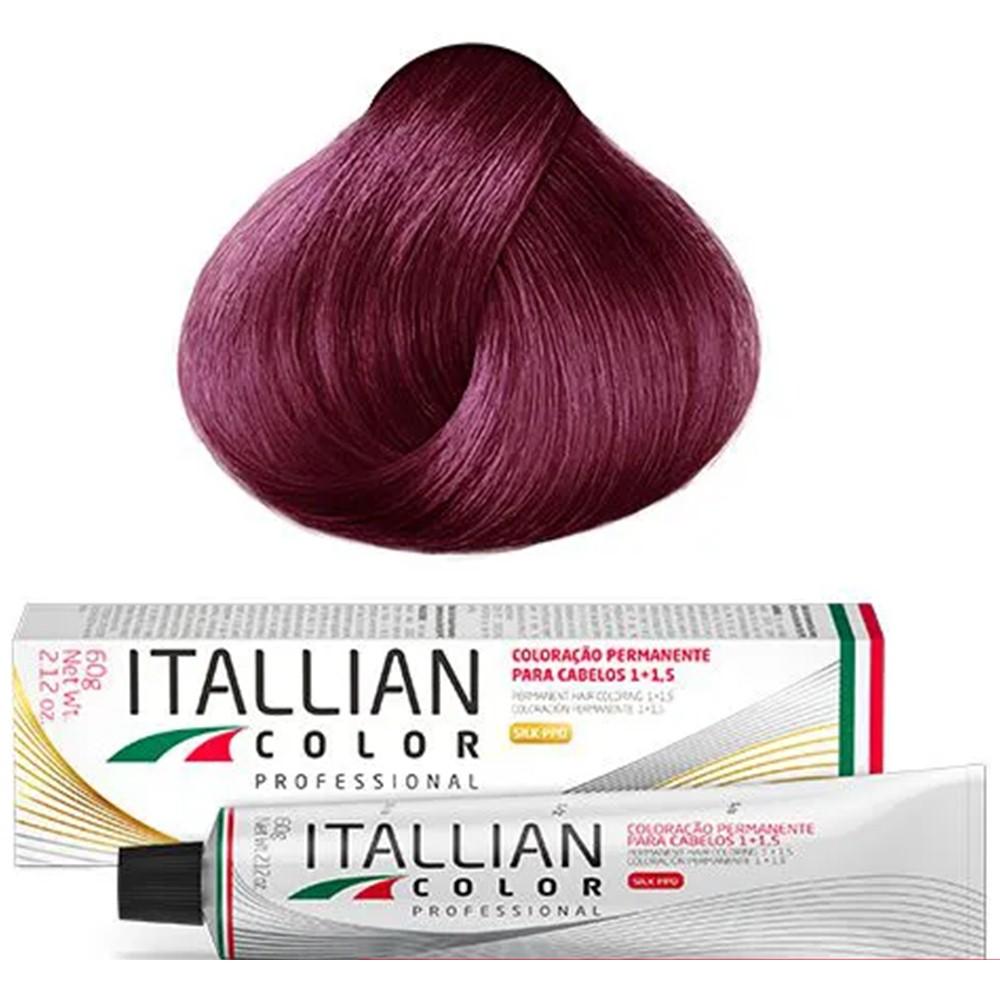 Coloração Profissional Marsala 6.26 Itallian Color 60g
