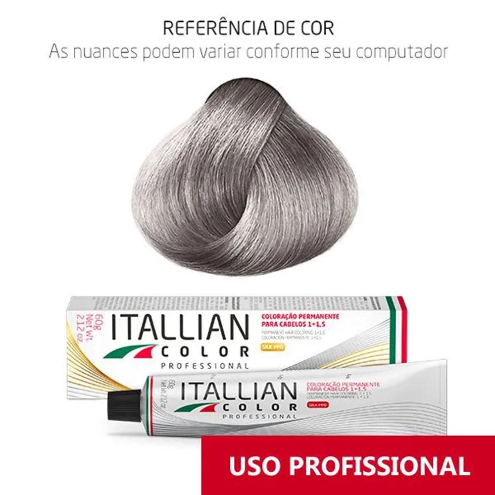 Coloração Profissional Louro Perola 7.89 Itallian Color 60g