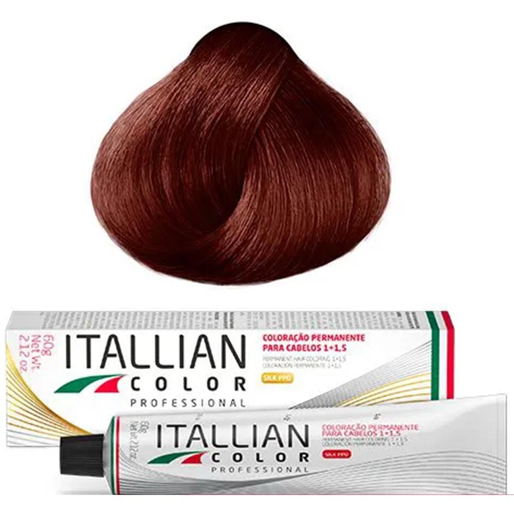Coloração Profissional Rubi 7.64 (764) Itallian Color 60g