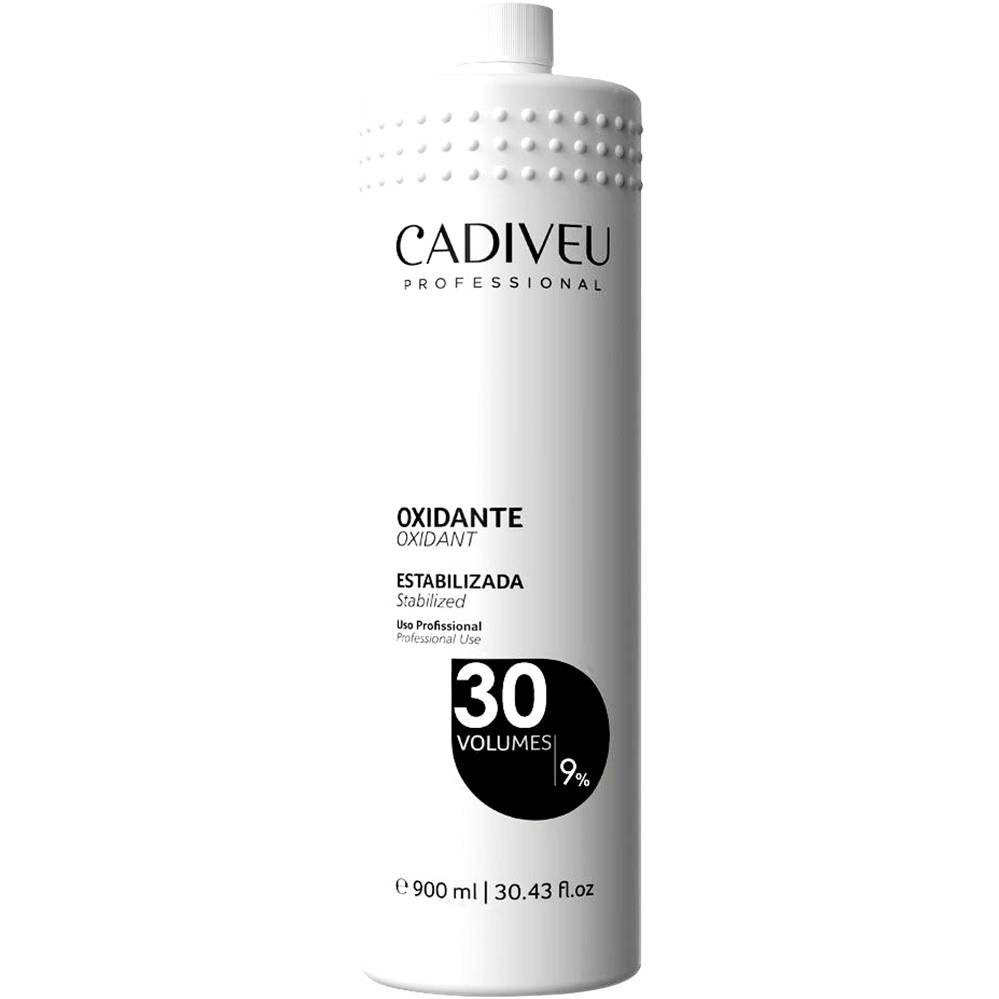 Kit Cadiveu: Oxidantes 20, 30, 40 volumes + 1 Pó Descolorante Buriti