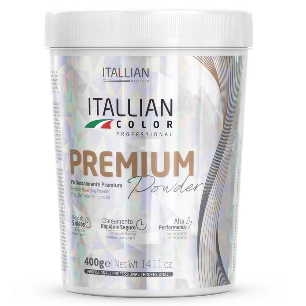 Combo Itallian: Oxidante e Pó descolorante Premium