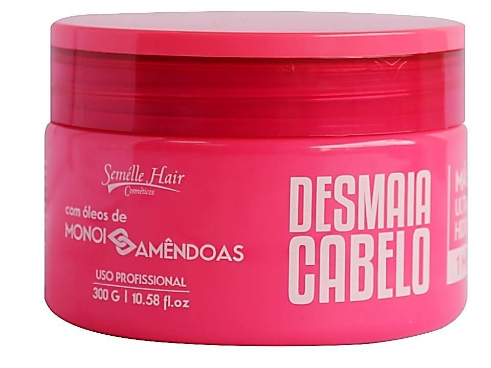 Kit Desmaia Cabelo Profissional Semelle Hair