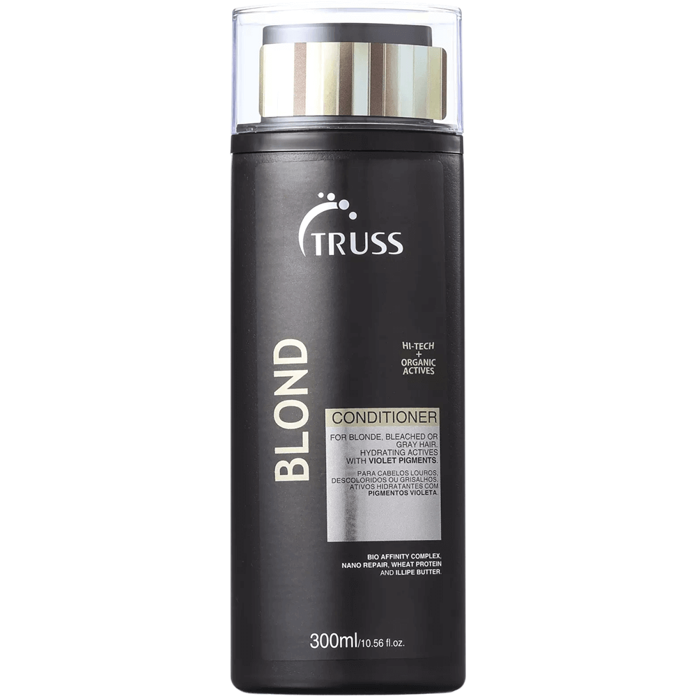 Condicionador Desamarelador Blond Truss – 300 ml