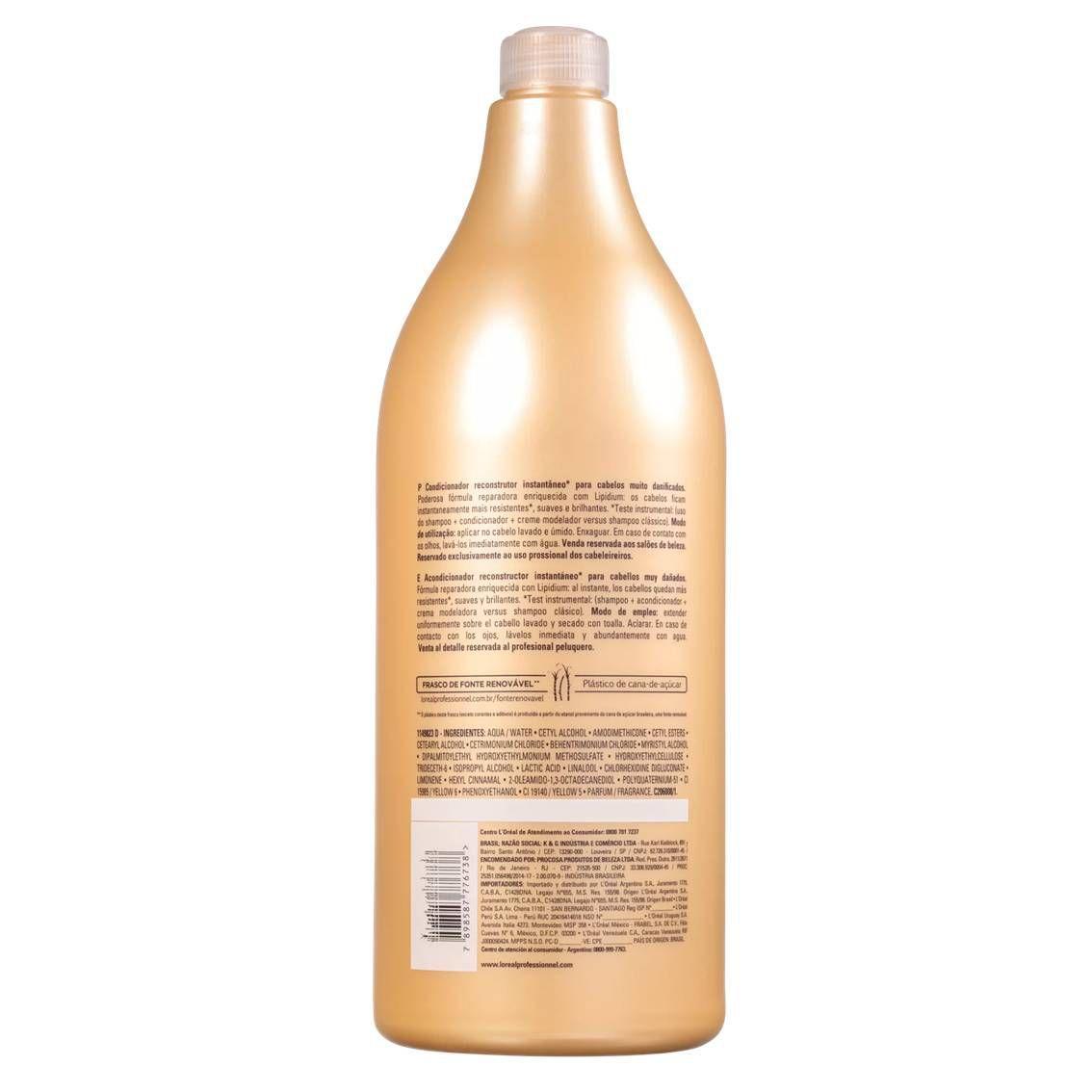 Condicionador Loréal Absolut Repair 1500 ml - Reparação absoluta