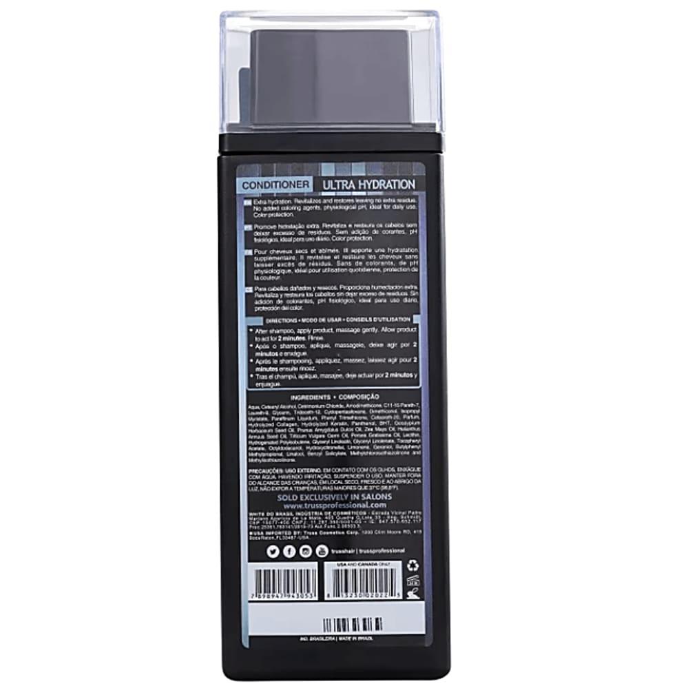 Condicionador Ultra Hidratante Truss 300 ml
