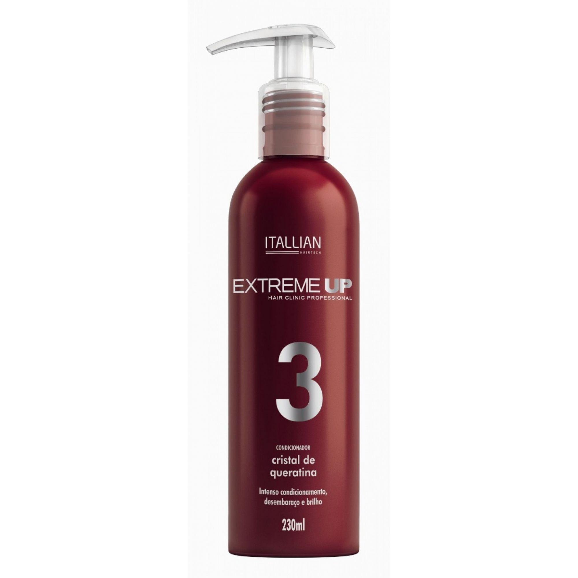 Cristal De Queratina N.3 Extreme - Up 230ml