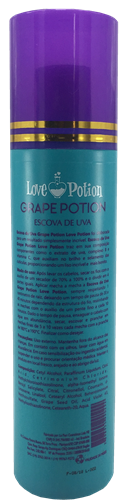 Escova Progressiva de Uva sem formol Love Potion  500 ml