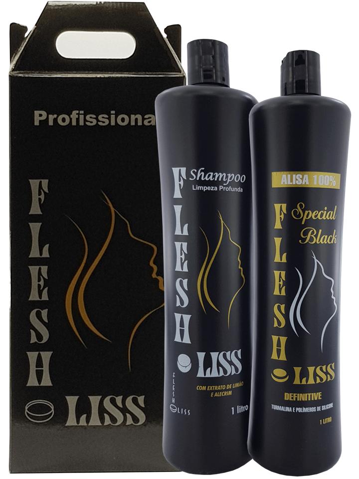 Escova Progressiva Flesh Liss