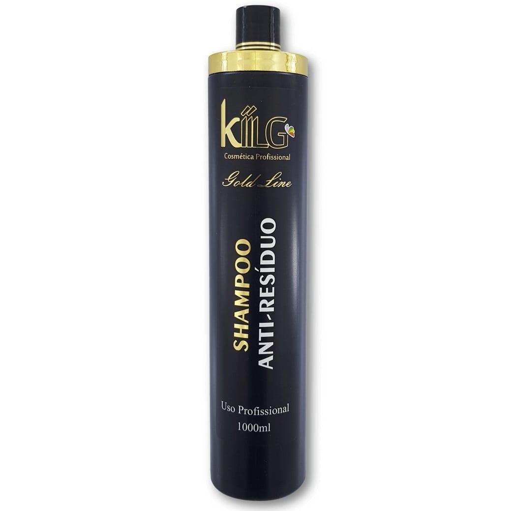 Escova Progressiva Gold Line Kiilg  2x1L Passos
