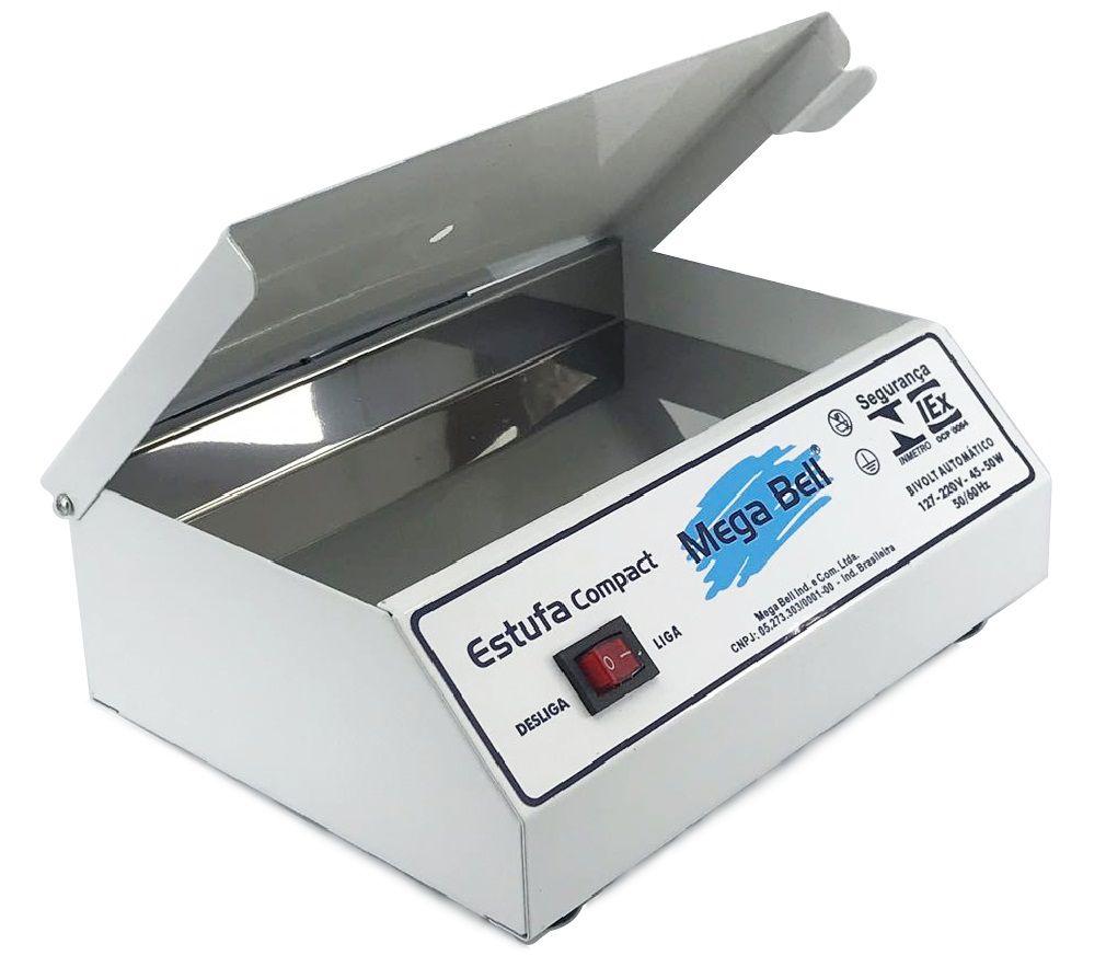 Estufa Compact Para Manicure Esterelix  Bivolt