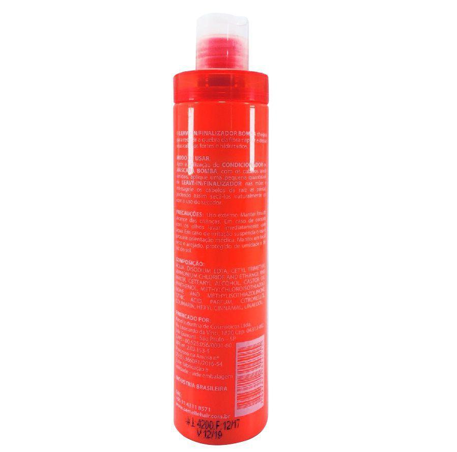 Finalizador Leave-In Bomba Semélle Hair 250 ml