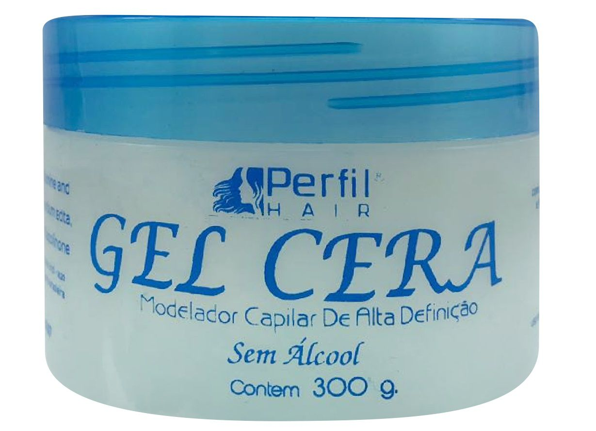 Gel Cera Perfil Hair 300gr