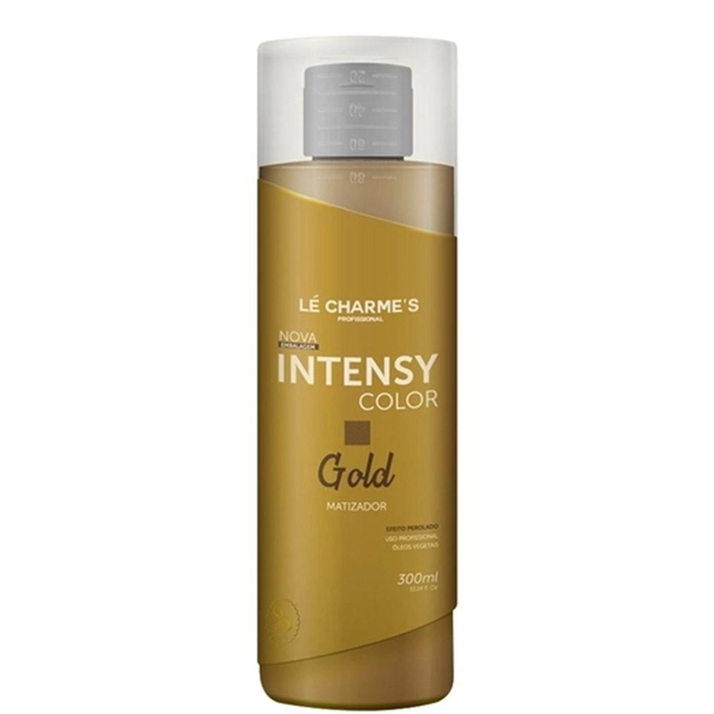 Intensy Color Gold 300ml - Efeito Perolado