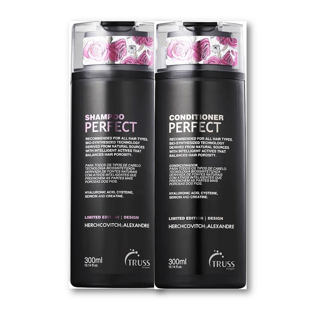 Kit Alexandre Herchcovitch Truss - Shampoo 300 ml + Condicionador 300 ml
