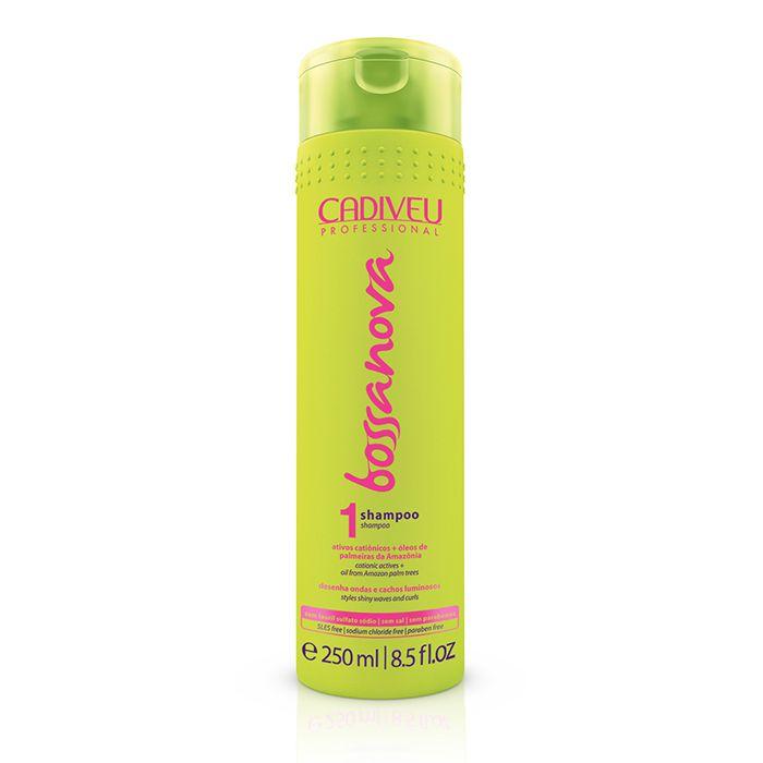 Kit Bossa Nova Shampoo e Condicionador Cadíveu